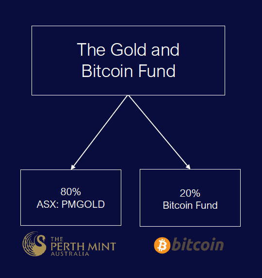 The Gold vs Bitcoin Fund